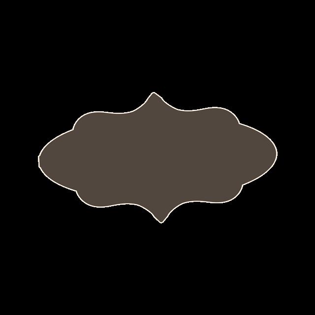 现代欧式边框矢量图