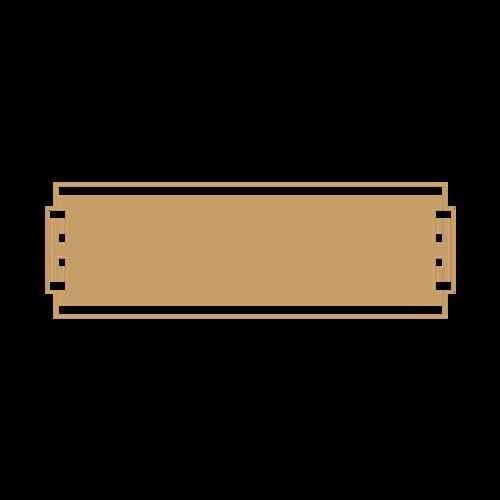 烫金古典边框