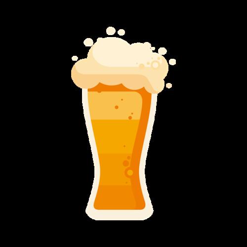 啤酒图标设计图片