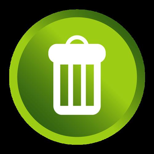 回收站图标元素