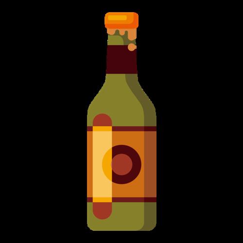 卡通啤酒logo图片