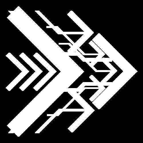 黑白创意箭头设计素材