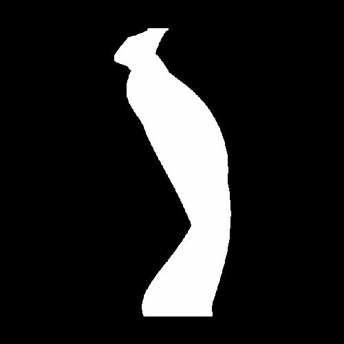 极简主义白纱飘带素材
