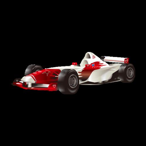 F1赛车矢量图