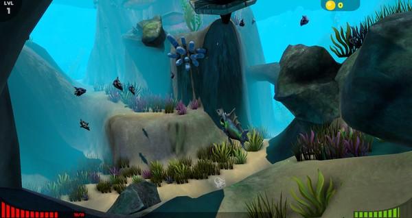 海底大猎杀最新版图2