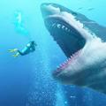 巨型鲨鱼3d游戏中文版