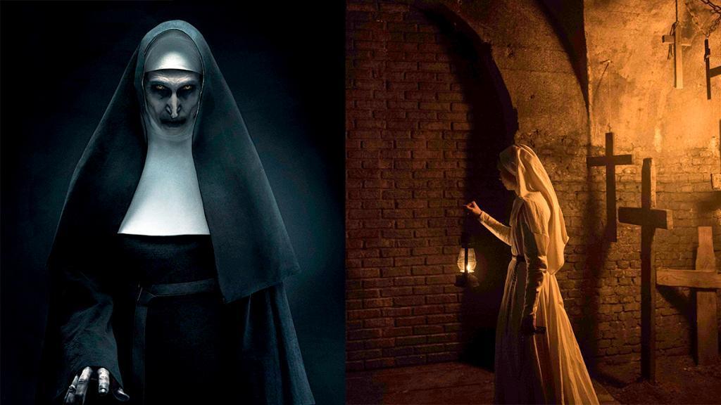 恐怖修女版本大全