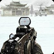 雪地狙击手