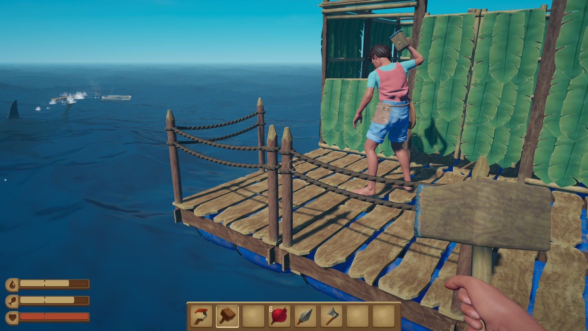 木筏求生游戏合集