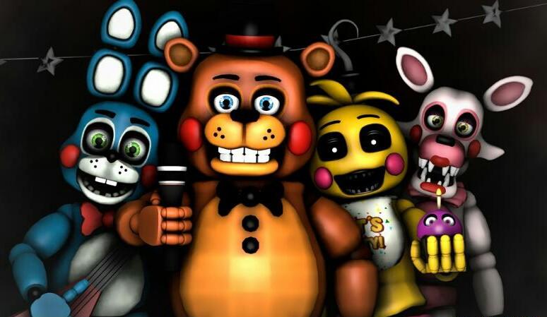 玩具熊的五夜后宫游戏大全