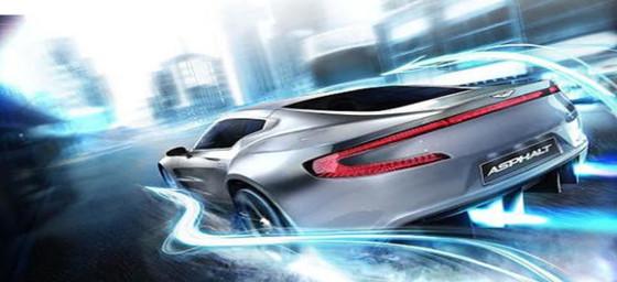 3D版赛车竞速类游戏