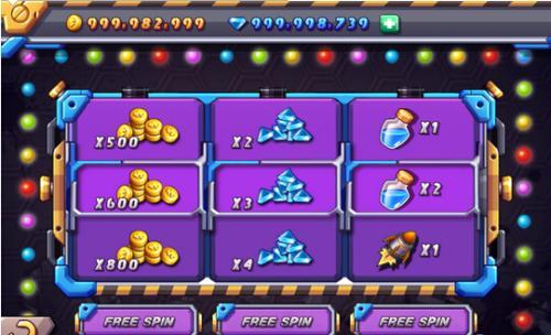 无敌版无限金币无限钻石游戏