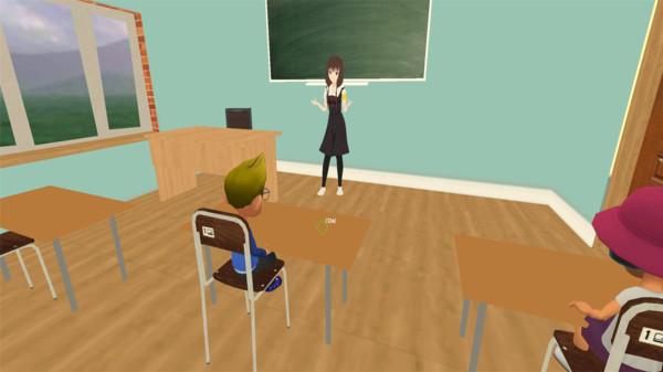 樱坂校园美少女游戏中文版图3