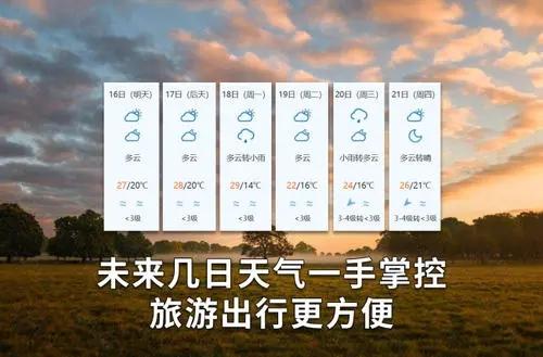 几点几分下雨精准天气预报