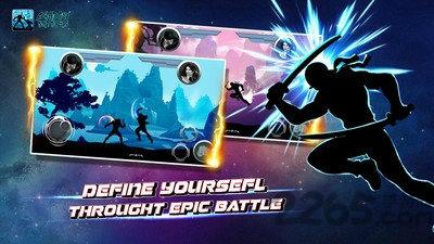 黑暗战士超级暗影战斗官方版图2