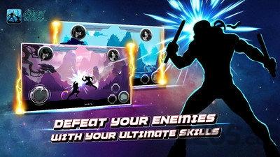 黑暗战士超级暗影战斗官方版图3